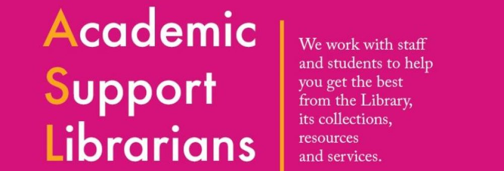Academic Support Librarians