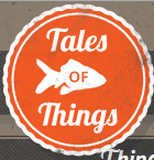 Logo for the Tales of Things project