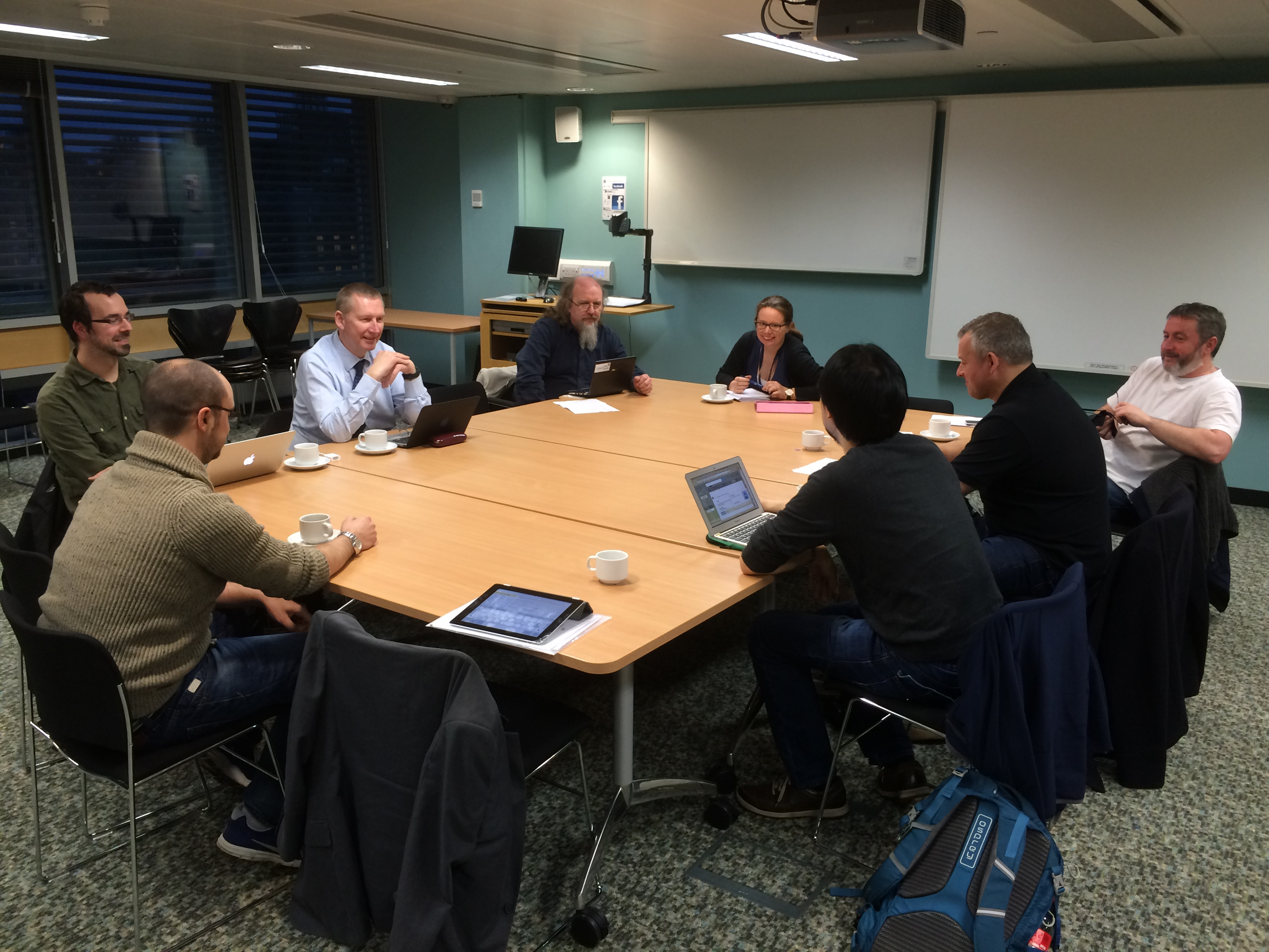 SSI_and_IS_software meeting_dec2014