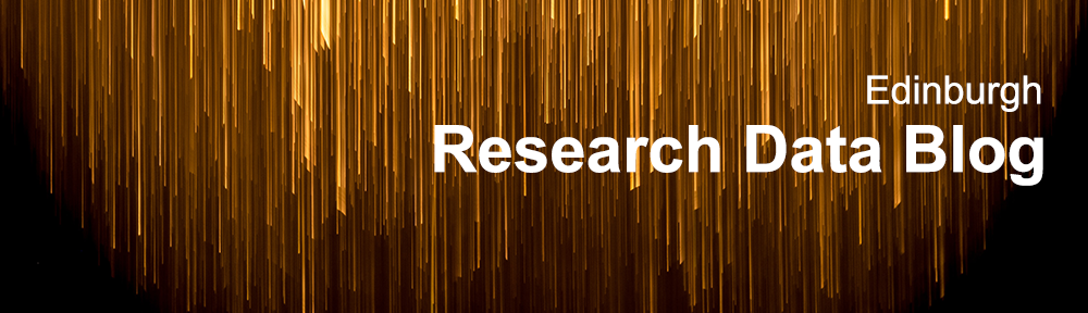 Edinburgh Research Data Blog