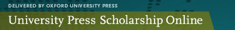 University Press Scholarship Online