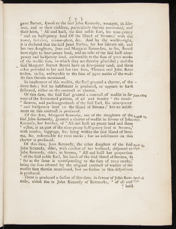 Example pages from the collection