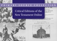 Critical Editions of the New Testament