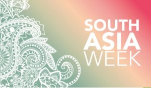 University of Edinburgh's South Asia Week 2019 Website graphic