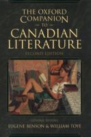 OHOCanadianLiterature