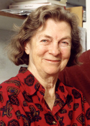 Anne McLaren (picture sourced from http://en.wikipedia.org/wiki/Anne_McLaren)