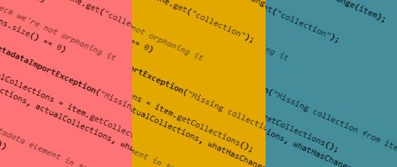 preservingcode