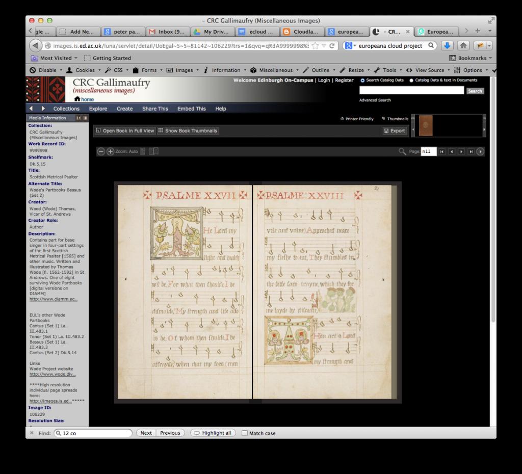 art Book (Bassus) in LUNA.