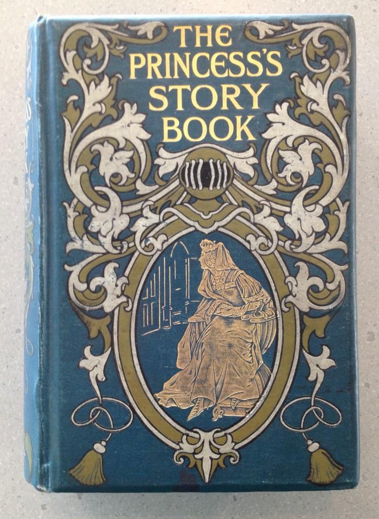 princess story book