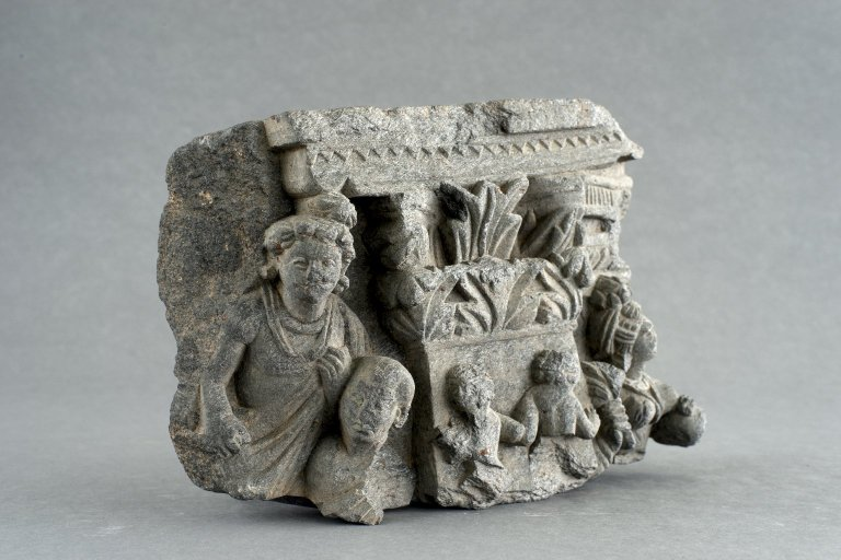 Gandharan fragment