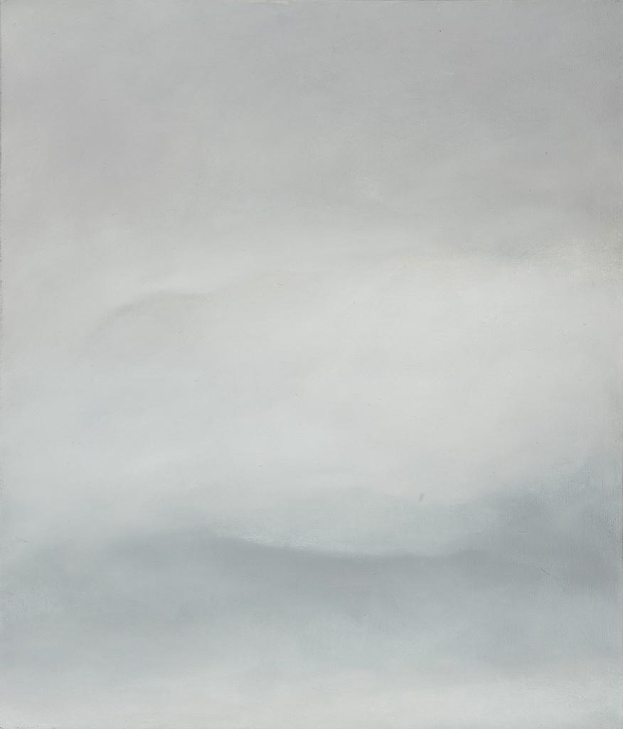 Jon Schueler Light: Grey Sky and Sea (o/c 524) 1974 © Jon Schueler Estate